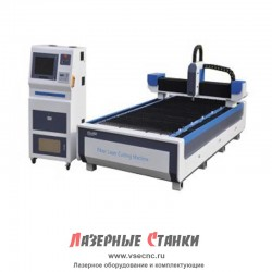Волоконный лазерный станок  RJ-1325 (500вт)