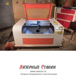 Лазерный станок WATTSAN 6090 LT (LIFTING TABLE)