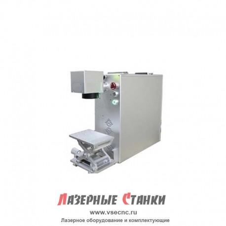 Волоконный лазерный маркер ruijie L100FPS