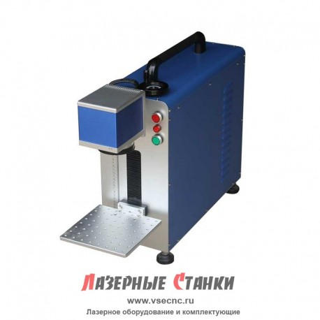 Волоконный лазерный маркер VSE  FP-15вт
